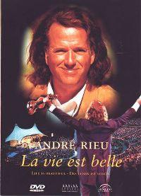 Cover André Rieu - La vie est belle [DVD]